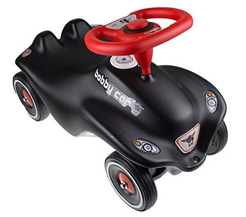 BIG 20150712 New-Bobby-Car Schwarz CF2 Exklusiv