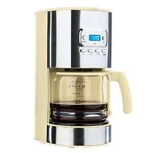 TV - Unser Original 01781 Maxxcuisine 50's Kaffeemaschine Retro