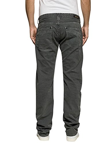Replay Newbill, Jeans Homme Grau (DARK GREY 30)