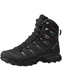 Amazon.it  salomon scarpe trekking - Nero   Scarpe da donna   Scarpe ... 2b92296ec83