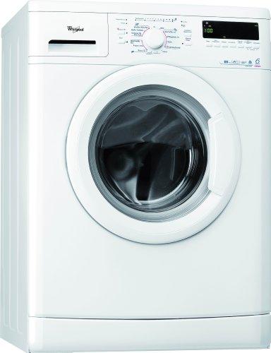 Whirlpool AWO 7S884 Waschmaschine Frontlader / A+++ B / 1400 UpM / 7 kg / Weiß / 6th Sense Colours / Baumwolle Eco