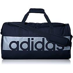 adidas Lin Per Tb Bolsas de Deporte, Unisex Adulto, Azul (Maruni / Azutac), XS