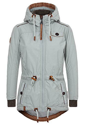 Naketano Female Jacket Schlaubär Aristocrat Grey, S