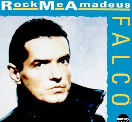 Rock me Amadeus (compilation, 12 tracks)