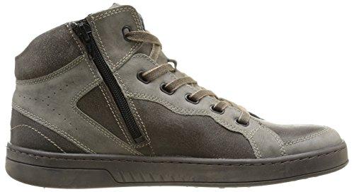 Josef Seibel Dresda 05 Lord Sneaker Grau (maiale (grigio / Pettine))