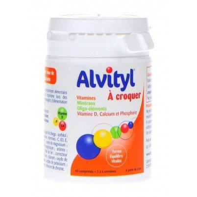 ALVITYL - Comprimés à croquer