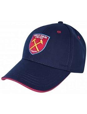 Oficial del West Ham United Gorra de béisbol (adultos)