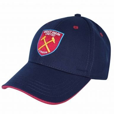 Officiel West Ham United Casquette de baseball (adultes)