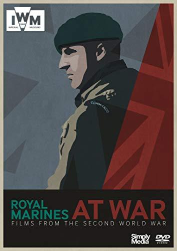 Royal Marines At War - IWM [DVD] -