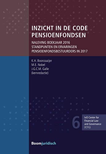 Inzicht in de Code Pensioenfondsen (Dutch Edition)