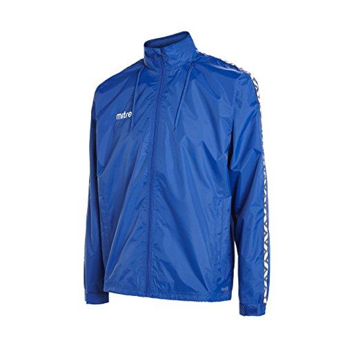 Mitre Delta Football Training Rain Jacket