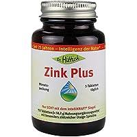 Zink Plus - 150 Tabletten - Organisch und hochdosiert. Zink stärkt Ihr Immunsystem, fördert den Eiweißstoffwechsel... preisvergleich bei billige-tabletten.eu
