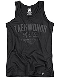 Taekwondo Tank Top. Vest. The Korean Martial Arts. Thumbsdown Last Fight. Gladiator Bloodline. Martial Arts. Fightwear. Training. Casual. Gym. MMA T-shirt