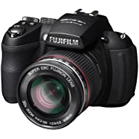 Fujifilm FINEPIX HS20 Digitalkamera (16 Megapixel, 30-fach opt. Zoom, 7,6 cm (3 Zoll) Display) schwarz
