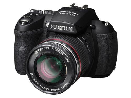 Fujifilm FINEPIX HS20 Digitalkamera (16 Megapixel, 30-fach opt. Zoom, 7,6 cm (3 Zoll) Display) schwarz (Fuji Exr Digitalkamera)