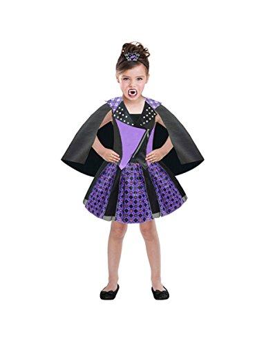 Générique Déguisement Chica Vampiro Fille - 3 à 5 Ans