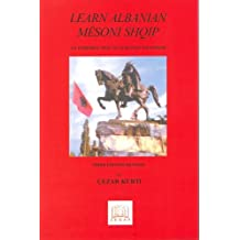 Learn Albanian/Mesoni Shqip: An Introduction to Albanian Grammar [Book and audio CD]
