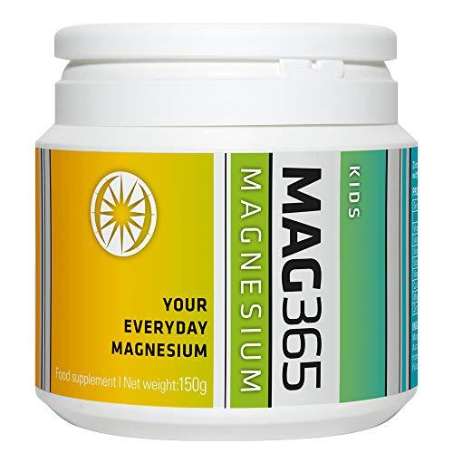 Mag365 150 g Kinder Magnesium Ergänzung - Englisch-1102