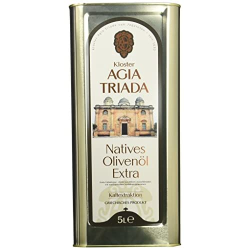 Agia Triada Extra Natives Olivenl 5 Ltr