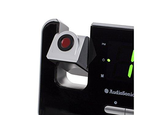 AudioSonic CL-1492 Uhrenradio silber - 4