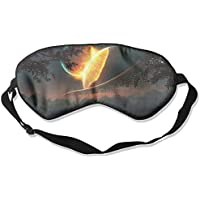 Eye Mask Eyeshade Planet Impact Sleeping Mask Blindfold Eyepatch Adjustable Head Strap preisvergleich bei billige-tabletten.eu