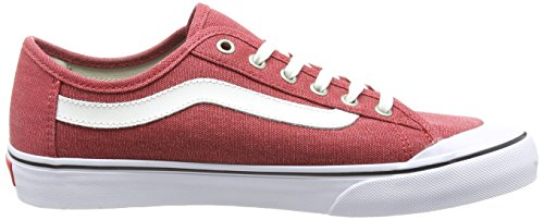 Vans Herren Black Ball Sf Sneaker Rot (washed/chili Pepper)