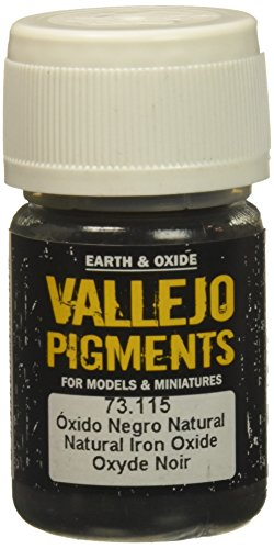 Vallejo Farbpigmente, 30 ml Natural Iron Oxide