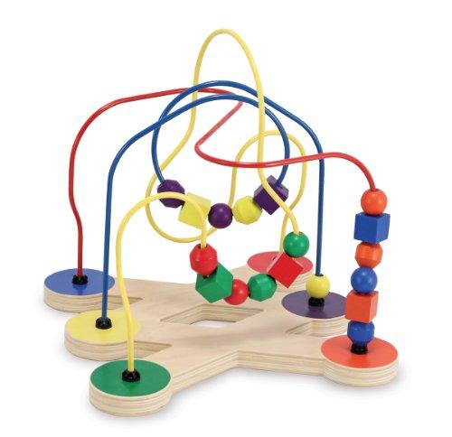 Melissa & Doug 12281 Bead Maze Toy