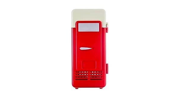Mini Kühlschrank Usb : Jxhd usb mini kühlschrank wärmer portable usb bier getränke
