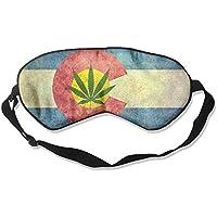 Dyed Colorado Flag 99% Eyeshade Blinders Sleeping Eye Patch Eye Mask Blindfold For Travel Insomnia Meditation preisvergleich bei billige-tabletten.eu