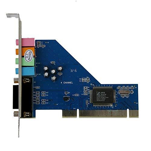 Sound Blaster Interne PCIe Gaming Soundkarte mit Hochleistungskopfhörerverstärker