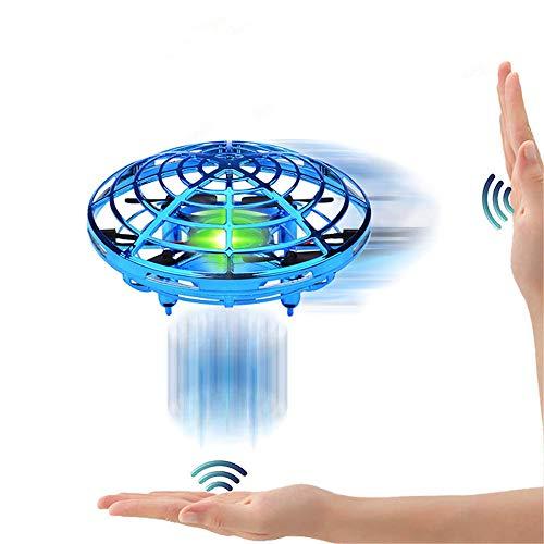 SPECOOL Mini UFO Drone Ball Juguete Volador FUNCUBE...