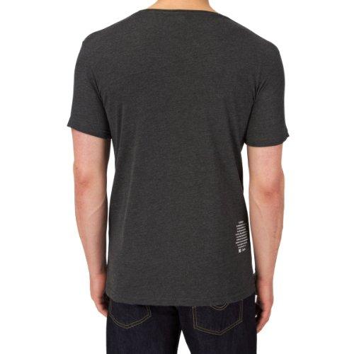 Herren T-Shirt DC Headbase T-Shirt Black