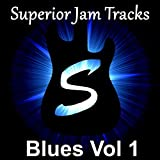 Guitar Backing Jam Tracks Blues Vol 1