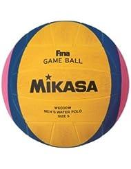 Mikasa fina oficial tamaño 5agua bola de polo W6000W–Balón