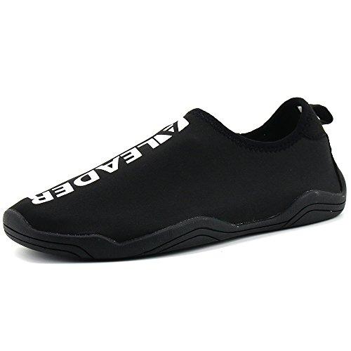 Aleader  Performance, Chaussures aquatiques pour homme Noir