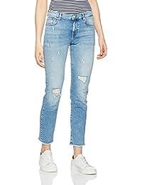 Only Onlsui R An Slim Dnm Rea16544 Noos, Jeans Femme