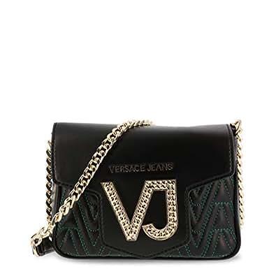 63a9d931 Versace Jeans Women Cross Body Bag Black Genuine Designer Crossbody ...