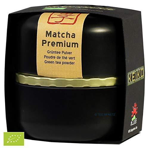Matcha Premium Grüntee Pulver – 30gr