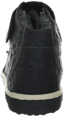 Rieker 38011-00 Herren Boots Schwarz (schwarz 00)