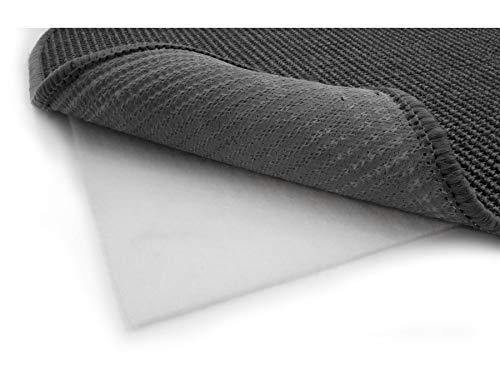 Antirutschmatte Teppichunterlage STOP-IT - 1,20m x 1,80m Zuschneidbar, Fußbodenheizung Geeignet, Waschbar, Teppichstopper Teppichgleitschutz Anti-Rutsch-Unterlage, Anti-Rutschmatte für Teppiche
