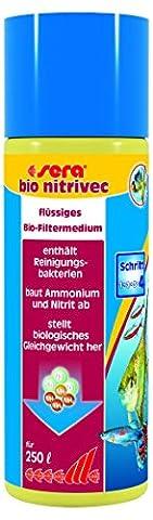 Sera Bio Nitrivec Traitement d'Eau pour Aquariophilie 100 ml