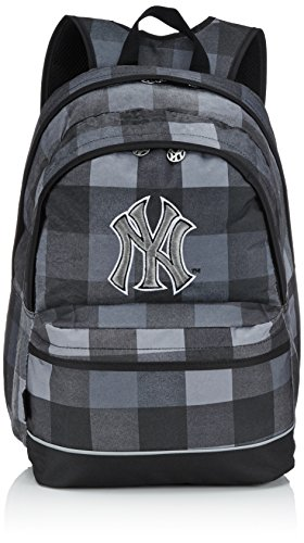 major-league-baseball-sac-a-dos-enfants-sac-a-dos-avec-2-compartiments-45-cm-gris