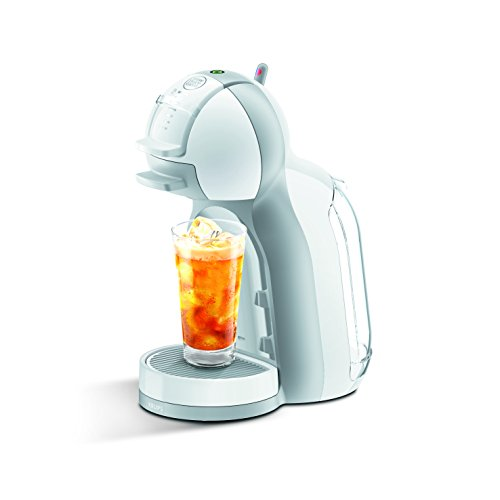 Nescafé dolce gusto mini me kp1201k macchina per caffè espresso e altre bevande automatica white&grey krups