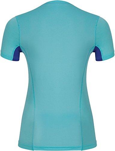 Odlo Ceramicool T-Shirt Femme bleu clair