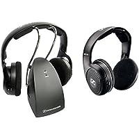 Sennheiser RS 119Casque Hi-Fi Duo Couleur Variante RS 120avec émetteur + récepteur deux noirs