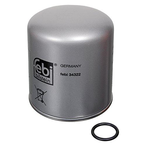 Preisvergleich Produktbild febi bilstein 34322 Lufttrocknerpatrone mit O-Ring und Ölabscheider