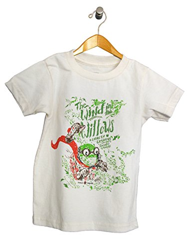 Penguin Kid Tee: Wind in The Willows (4T) Organic: Size 4T
