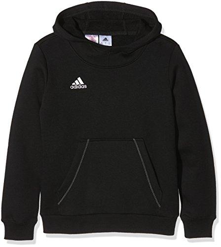 adidas Jungen Kapuzenpulli Core 15 Hoody Youth, schwarz, 164, AA2720 (Schwarze Jungen-hoodie)