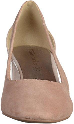 Tamaris 11-22404-28-558, Scarpe col tacco donna rose-Cassis